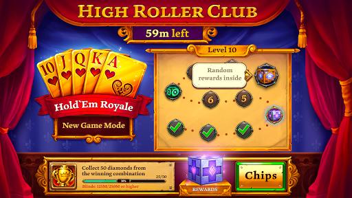 Play Free Online Poker Game - Scatter HoldEm Poker screenshots 3