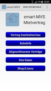 MIETVERTRAG smart-MVS 4.2.84 Build: 205 Mod APK Download 1