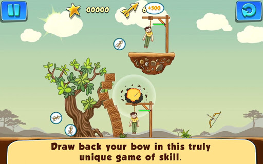 Gibbets 2: Bow Arcade Puzzle  screenshots 1
