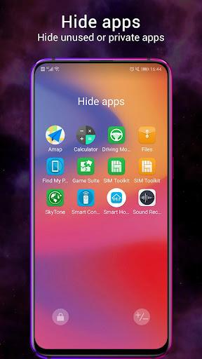Pie Launcher 2021 ud83dudd25 10.3 Screenshots 5