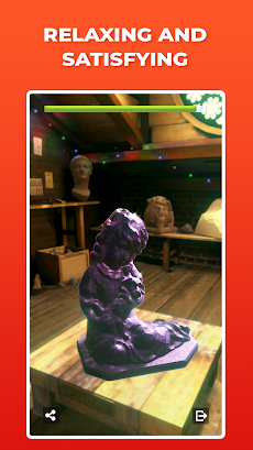 Easy Sculpt - Relaxing and Satisfying 3D Sculptingのおすすめ画像1