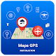 Maps GPS Navigation and Traffic Route Finder Pour PC