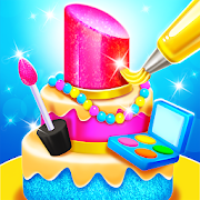 Pretty Makeup Cake Salon - Cooking Dessert Games