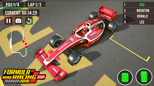 Top Speed Formula Car Racing: New Car Games 2020 screenshots 1