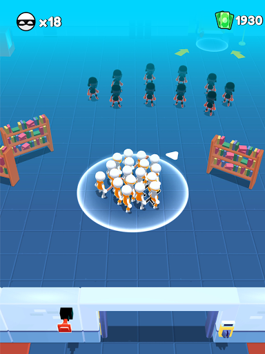 Prison Escape 3D - Stickman Prison Break android2mod screenshots 24