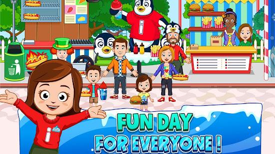 My Town: Fun Amusement Park Game for Kids - Free  Screenshots 13