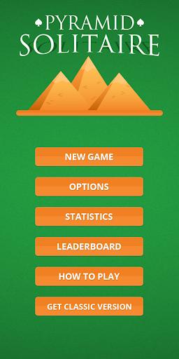 Pyramid Solitaire  screenshots 6