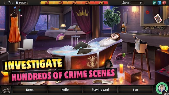 Criminal Case: Save the World! Screenshot