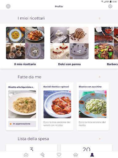 GialloZafferano: le Ricette  Screenshots 20