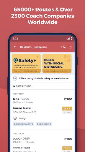 redBus - Worldu2019s #1 Online Bus Ticket Booking App  Screenshots 3