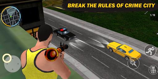 Mafia Gangster Vegas Bike Crime In miami 1.1 screenshots 8