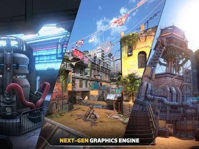 Modern Combat Versus: FPS game MOD APK 1.17.32 (Wall Hack) 10