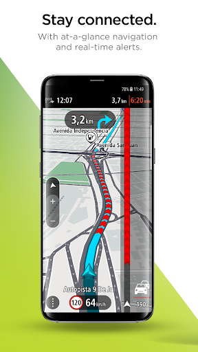 TomTom Navigation 1.9.5 Screenshots 2