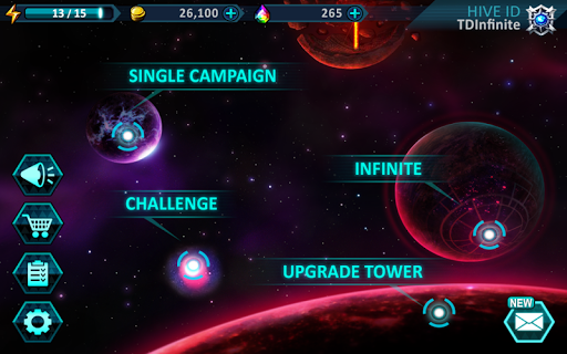 Tower Defense: Infinite War 1.2.4 Screenshots 2