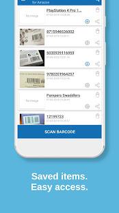 Barcode Scanner for Amazon 1.4.2.55 APK screenshots 3