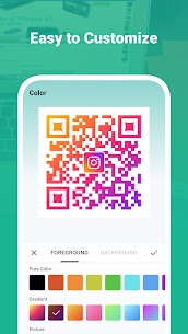 QR Generator Pro – QR Creator & Barcode Generator v1.01.27.0518 [Vip] 3