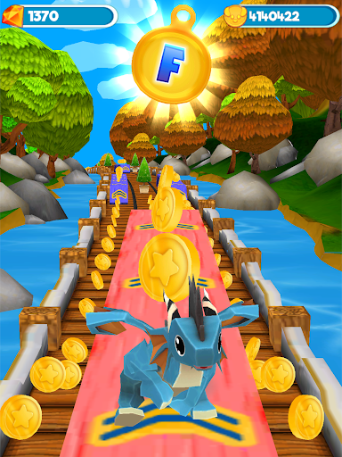 Flying Dragon Run - Dragon World Dino Simulator 1.2.0 screenshots 13