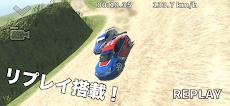 ダッシュジャンプレーサー リプレイ搭載!カジュアルな無料レースゲームのおすすめ画像1