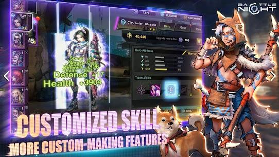 Battle Night: Cyberpunk-Idle RPG 4
