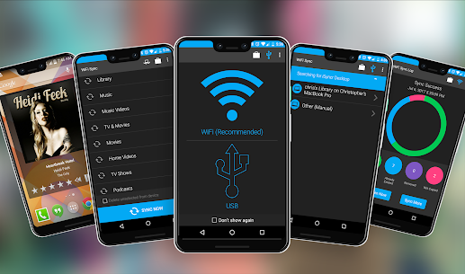 iSyncr: iTunes to Android 1