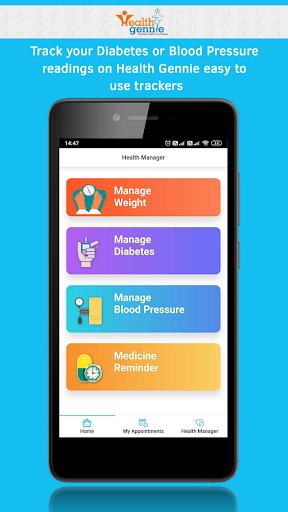 Health Gennie - Healthcare at Home 1.5.2 Screenshots 6