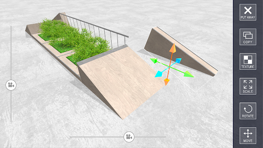 Skate Space Mod Apk 1.441 (Lots of X Currency) 4