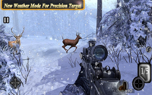 Sniper Animal Shooting 3D:Wild Animal Hunting Game 1.41 screenshots 5