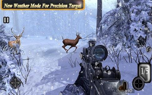 Sniper Animal Shooting 3D:Wild Animal Hunting Game 5