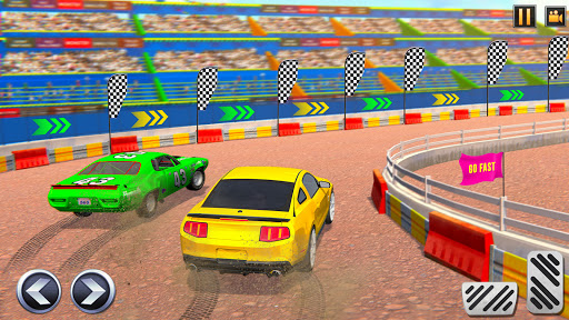 Real Car Demolition Derby Crash Stunts  screenshots 5