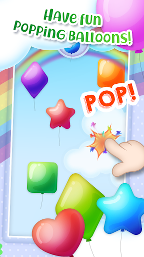 Baby Balloons pop  screenshots 3