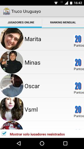 Truco Uruguayo ud83cudfc6 5.2 screenshots 3
