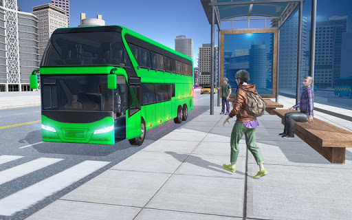 Coach Bus Simulator Games: Bus Driving Games 2021 1.5 screenshots 5