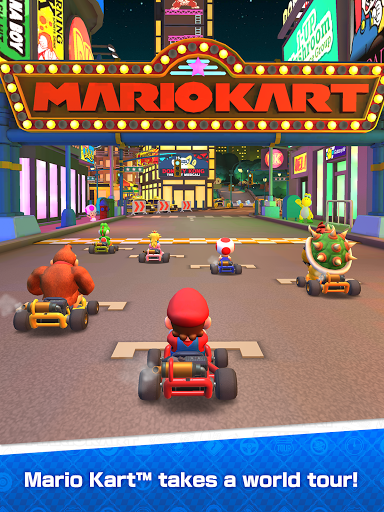 Mario Kart Tour apktram screenshots 13
