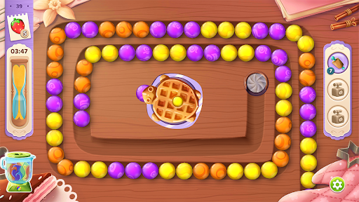 Code Triche Muffinville: Marble Manor (Astuce) APK MOD screenshots 5