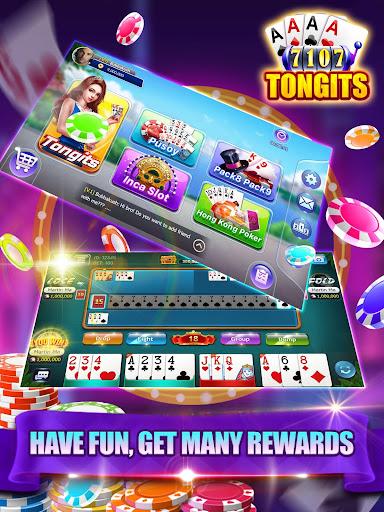 Tongits 7107 Cards & Slot Games 1.07 Screenshots 4