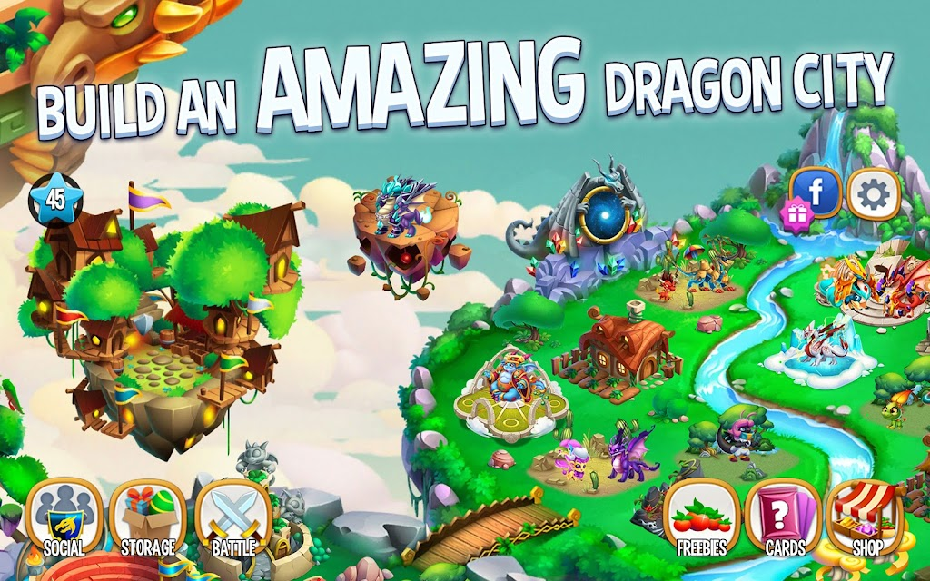 Dragon City Mobile poster 17