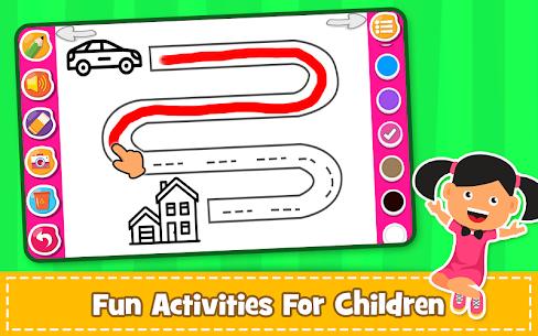ABC Okul Öncesi Çocuklar – Öğrenme Oyunu Full Apk İndir 6