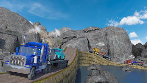 stickman offroad transporter truck cargo screenshot 3