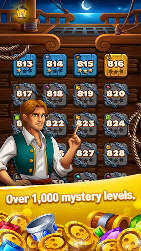 Jewels Fantasy Crush : Match 3 Puzzle apkpoly screenshots 23