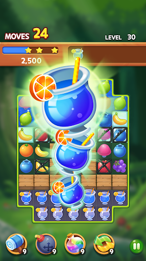 Fruit Magic Master: Match 3 Blast Puzzle Game 1.0.8 screenshots 2