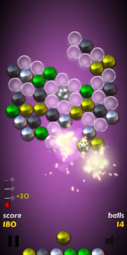 Magnet Balls Free: Match-Three Physics Puzzle screenshots 7