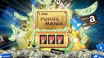 screenshot of Pusher Mania