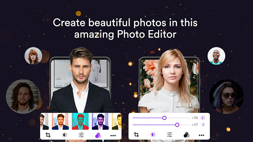 Face Match: Celebrity Look-Alike, Photo Editor, AI 1.4 Screenshots 3