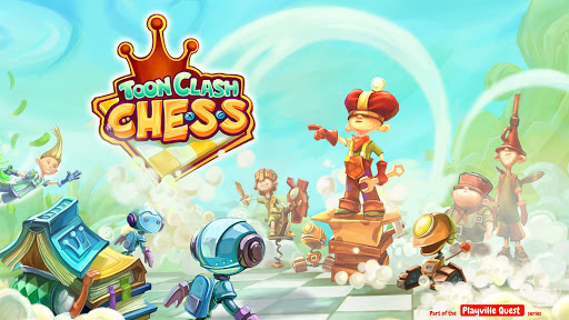 Тoon Clash Chess 1.0.10 screenshots 1