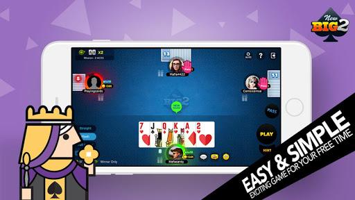 New Big2 (Capsa Banting)  Screenshots 5
