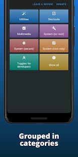 Quick Settings 9.1.2.4352424 Screenshots 3