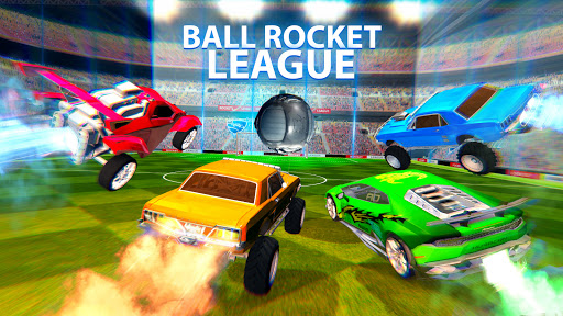 Rocket Car Football Soccer League Champion 1.5 screenshots 1