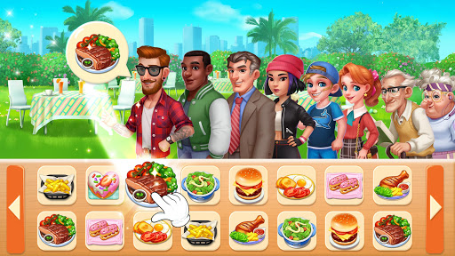 Cooking Frenzyu00aeufe0f Restaurant Cooking Game  Screenshots 1
