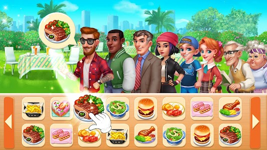 Cooking Frenzy®️ Restaurant Cooking Game 1.0.50