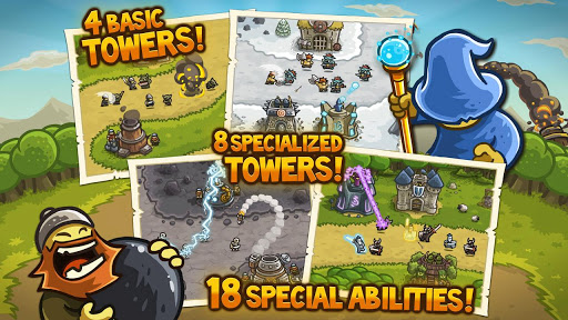Kingdom Rush - Tower Defense Game ss2